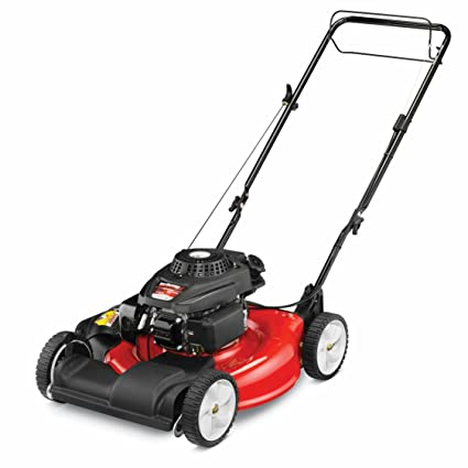 Amazon.com: Yard máquinas 159 CC (53,3 cm self-propelled ...
