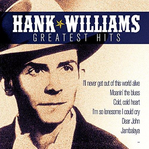 Hank Williams - Greatest Hits (Jewel Case Packaging)