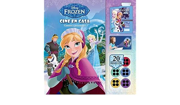 Frozen. Cine en casa: Disney: 9788499516974: Amazon.com: Books