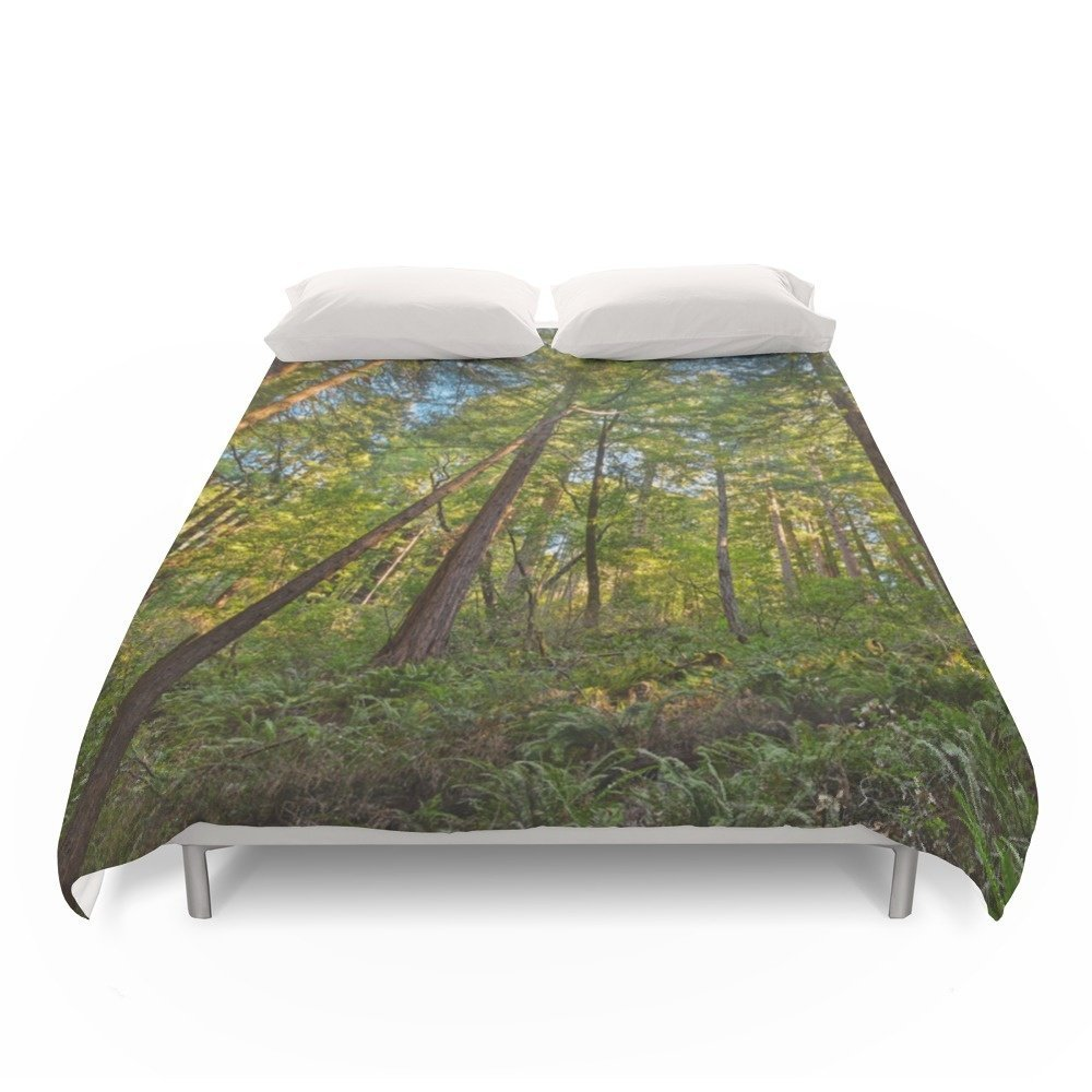 Society6 Muir Woods Duvet Covers Full: 79'' x 79'' by Society6 (Image #1)