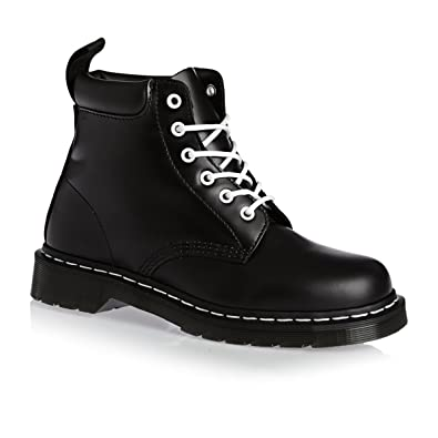 Dr. Martens Unisex de Adultos 939 Smooth Black PU - Botines, Color Negro, Talla 36 EU: Amazon.es: Zapatos y complementos