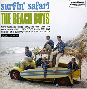 Surfin Safari 1 Bonus Track