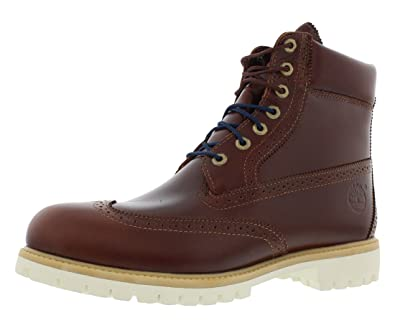timberland brogue
