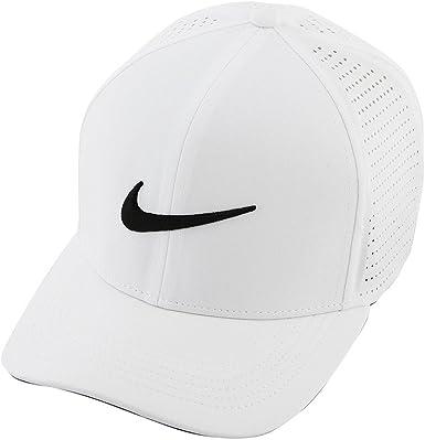 Nike Golf CLASSIC99 Perf Cap Gorra, Hombre, Blanco (100), M/L ...