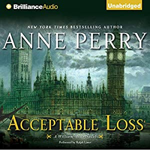 Acceptable Loss Audiobook