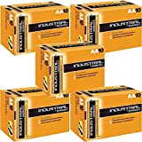 50 DURACELL REPLACES PROCELL AA BATTERIES PROFESSIONAL ALKALINE Expiry 2022 Industrial Alkaline Battery (Pack of 50) Bild 1