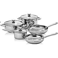 YANXUAN Stainless Steel Cookware Set 8-Piece Deals