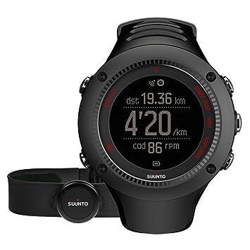 cd1c189ef2 Amazon.co.jp: スント(SUUNTO) 腕時計 アンビット3 ラン HR ブラック 5 ...