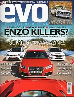 EVO Magazine Issue 156 May, 2011 Paperback – 2011