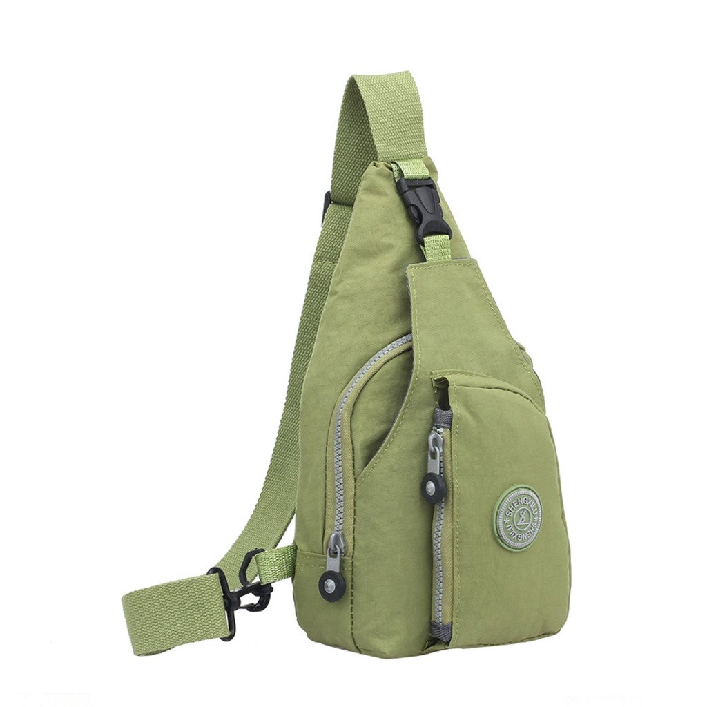 Backpack Pillow Amazoncom Daosen Women Casual Chest Pack Unbalance Backpack