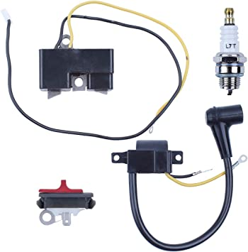 New Husqvarna IGNITION COIL MODULE for 61 66 162 266 Chainsaws OLD MODELS