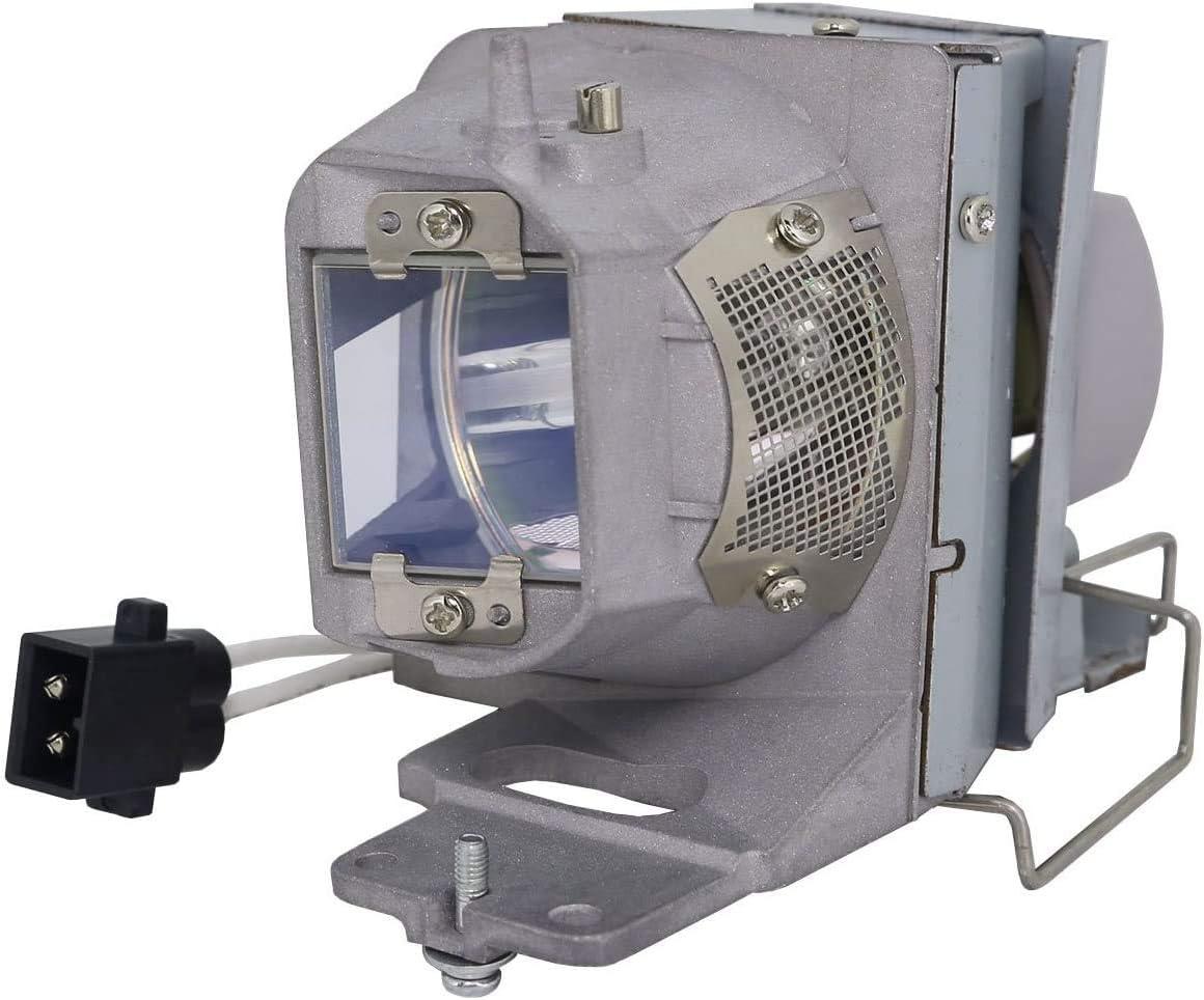 PHO MC.JJT11.001 Genuine Original Replacement Bulb/Lamp with Housing for Acer E240D M450 HE-804J PE-840 H6520BD P1510 P1515 Projector (OEM Osram Bulb)