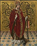 The Polyster Canvas Of Oil Painting 'Nalda Juan De San Gregorio Ca. 1500 ' ,size: 18 X 23 Inch / 46 X 58 Cm ,this High Resolution Art Decorative Canvas Prints Is Fit For Kids Room Decoration And Home Gallery Art And Gifts