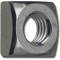 Tuerca Cuadrado galvanizado Acero 2616M513x 13mm marco