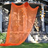 GuLute Halloween Hanging Ghost Prop Scary decor Halloween skeleton ghost skull decorations outdoor indoor bar party Background decoration