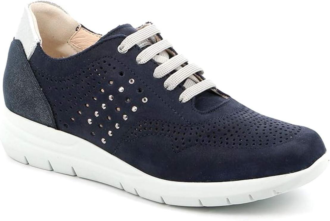 Grunland SC4874 Shoes with laces Women Blue