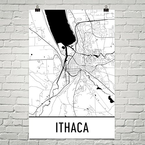 Ithaca Ny Print for sale | Only 2 left at -70%