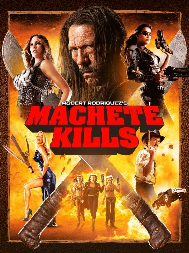 Machete Kills (2013) (Movie)