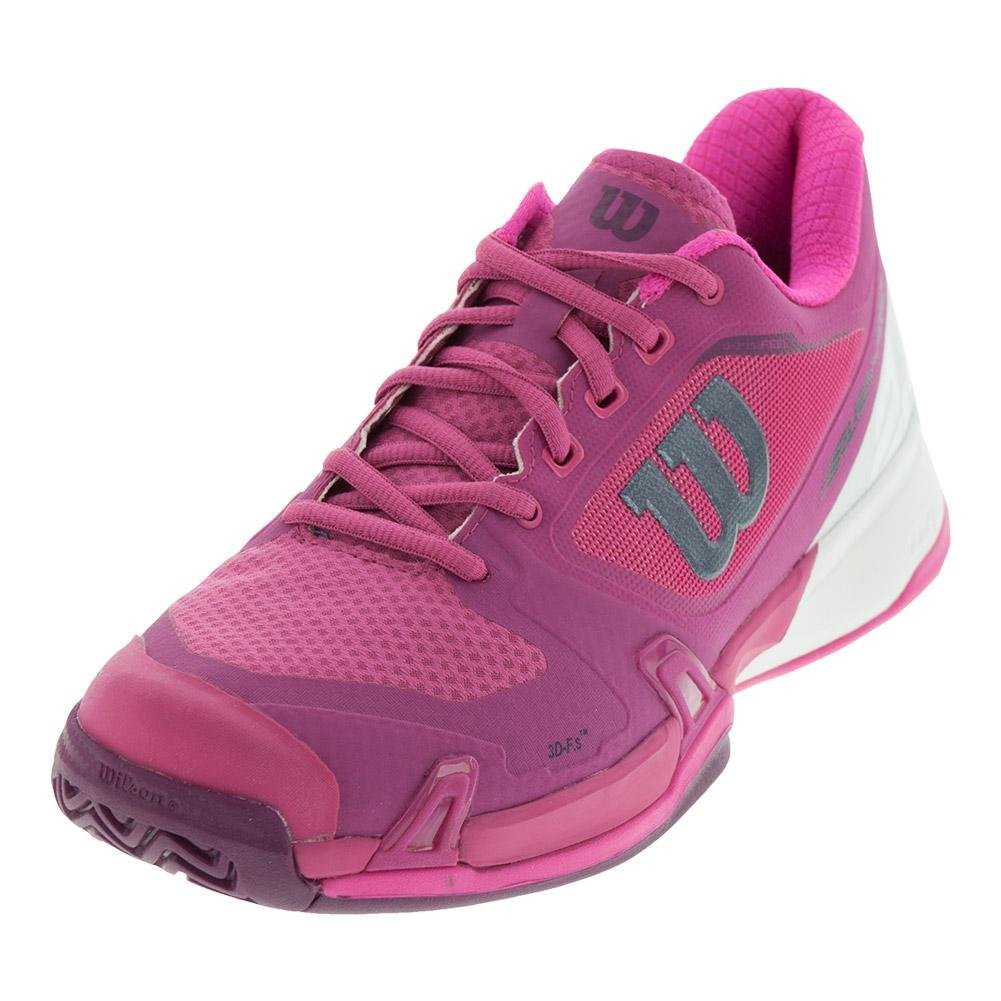 Wilson Rush Pro 2.5 Womens Tennis Shoe B077J56M11 7 B(M) US|Very Berry/White/Pink Glow
