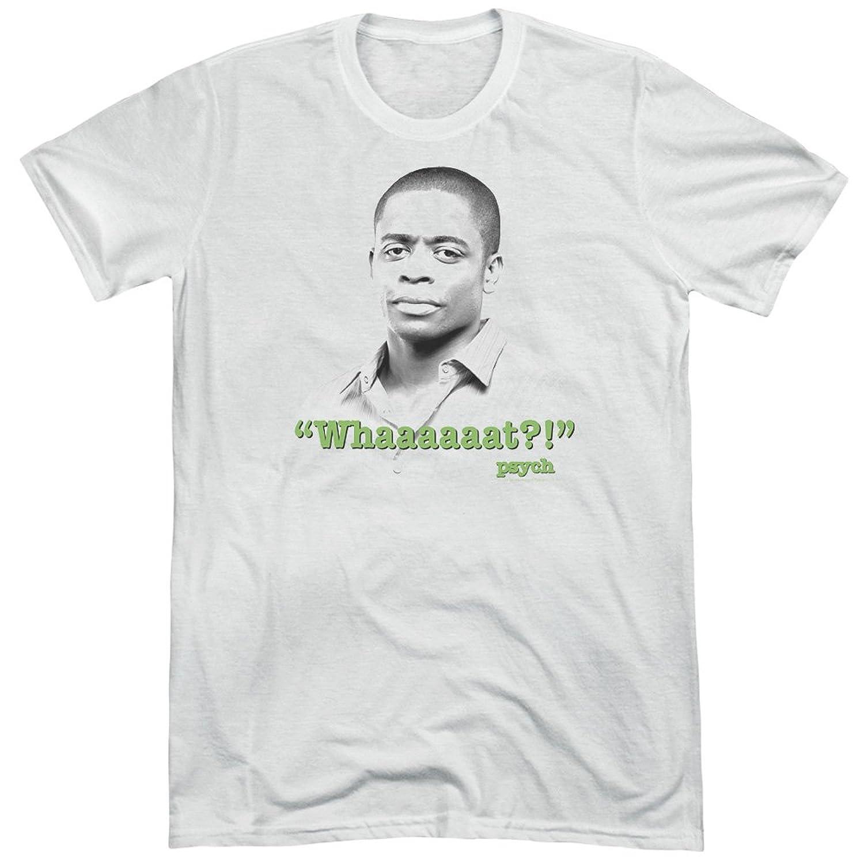 Psych Men's Whaaaaaat@! Tri-Blend T-Shirt