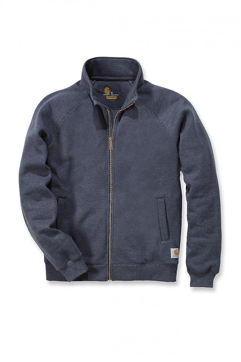 Carhartt K350 Midweight Mock Neck Zip Front Sweatshirt