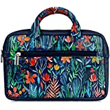 Fintie Universal 6-8 Inch Tablet Zipper Sleeve, PU Leather Travel Carry Case for Fire HD 8 (8th 7th 6th Gen), Fire (5th 7th Gen), Fire 7 Kids Edition, Kindle, Kindle Oasis, iPad Mini, Jungle Night
