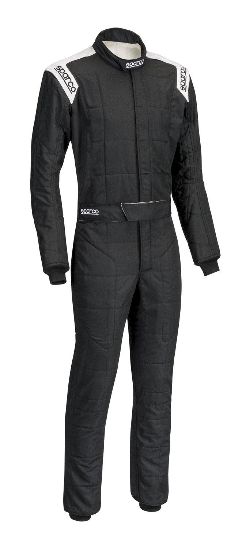 Conquest Black//Red, X-Large Sparco Mens Suit