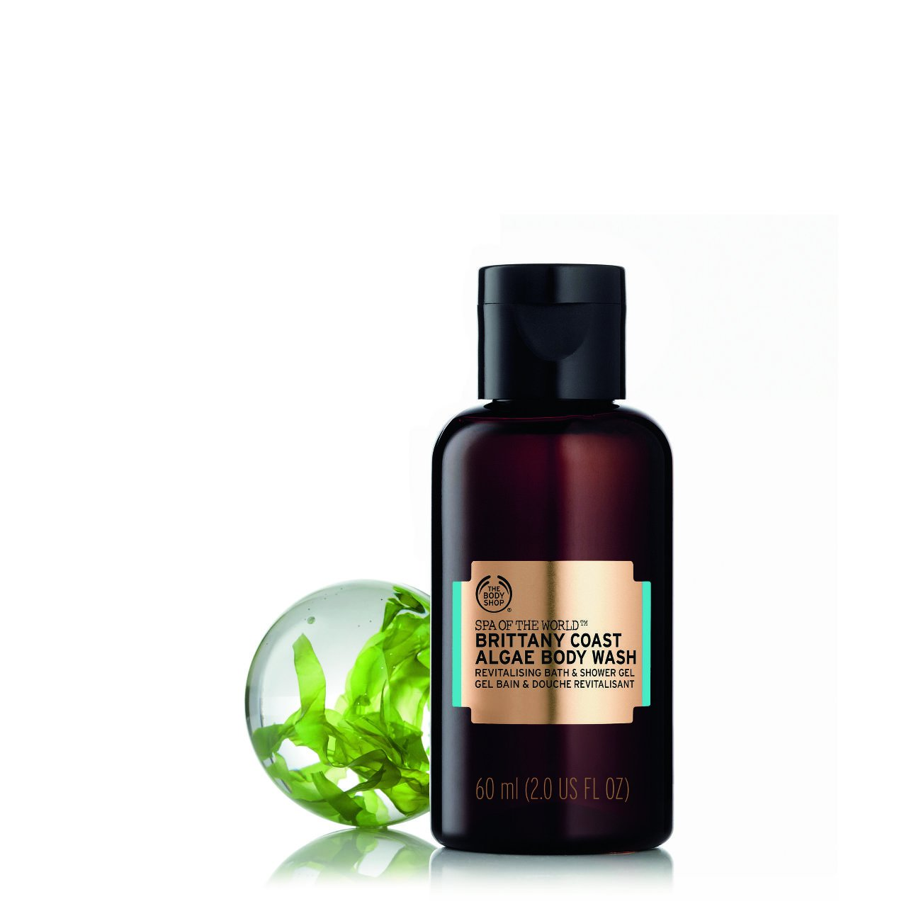 Amazon.com: The Body Shop Spa of the World Brittany Coast ...