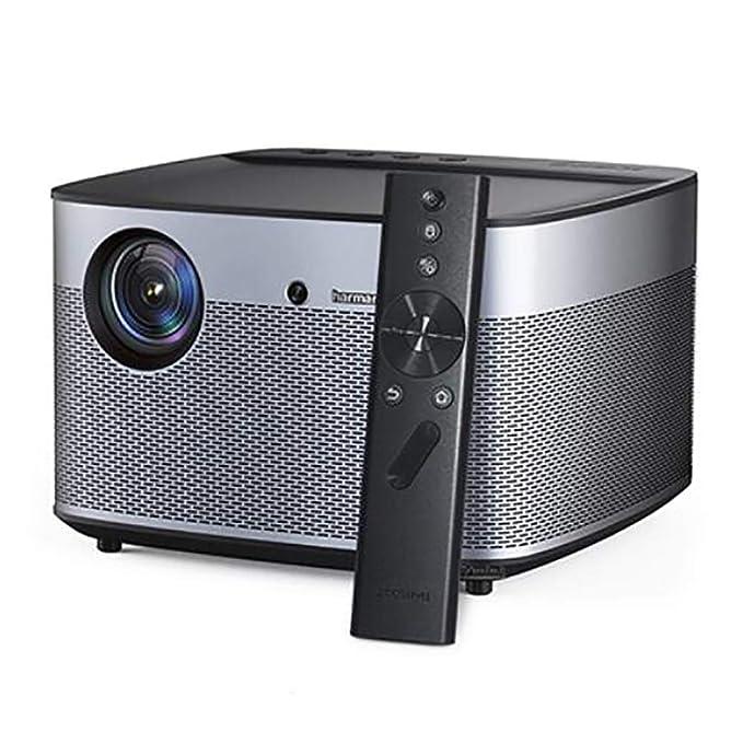 1920 * 1080P Proyector Inteligente Full HD 1350 Lúmenes ANSI ...