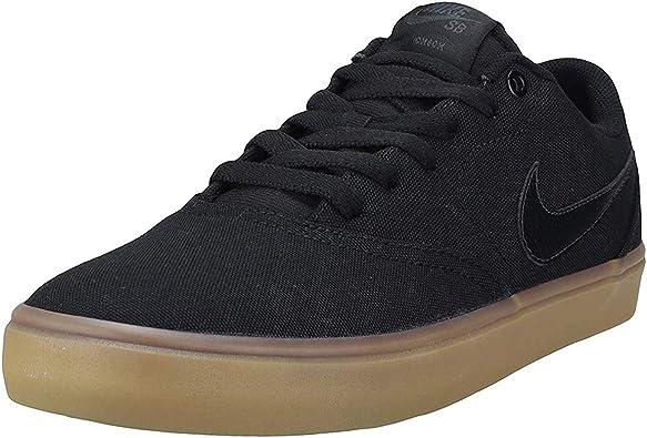 SB Check Solarsoft Canvas Skate Shoe