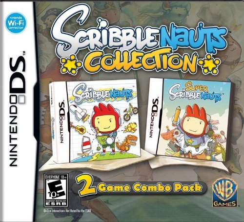 Scribblenauts Collection - Nintendo DS