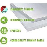 ITALFROM - Pannelli da 3 cm EPS 100 Polistirene Isolamento Termico Polistirolo (Confezione 10 Pezzi) …