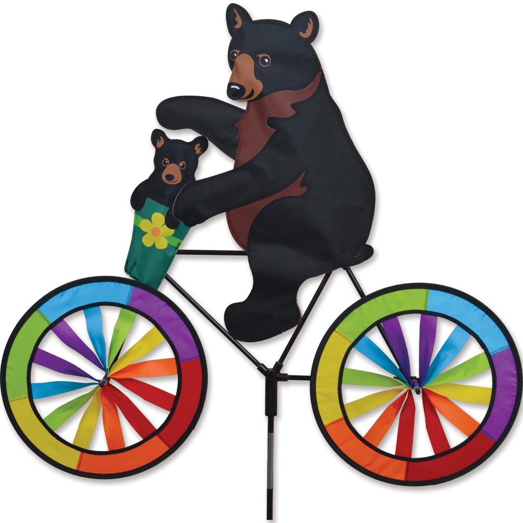 30 in. Bike Spinner - Black Bear