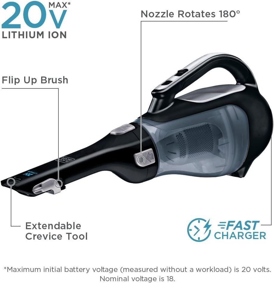 BLACK+DECKER dustbuster Handheld Vacuum,