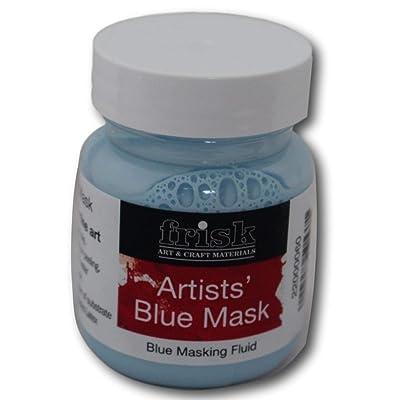 Frisk 22000060 Masking Fluid, 60 ml, 60ml, Nylon/a : Art Paints : Office Products