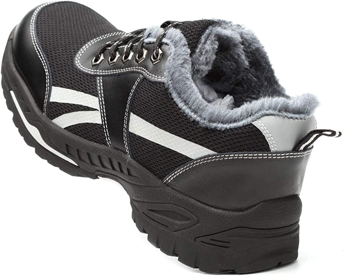 CHNHIRA Chaussure de Securit/é Homme Basket Securite Femmes Travail Protection