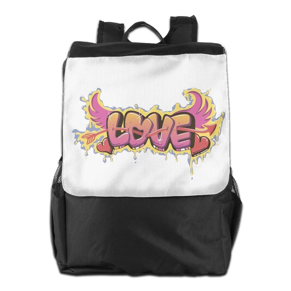 f4c80a81bf3 Love Sling Bag Chest Shoulder Backpack Crossbody Bags For Men Women Travel  Outdoors best