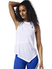 Reebok Work Out Ready Sup Detail Tank
