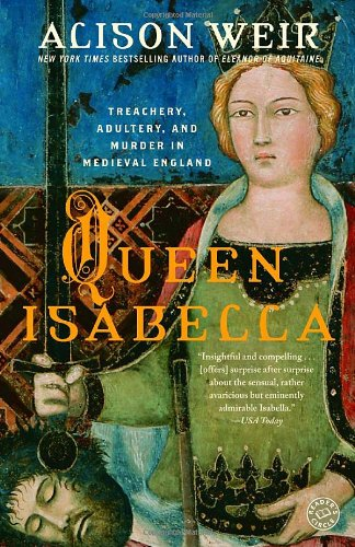 Book cover for Queen Isabella