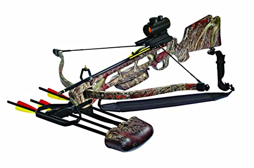 Arrow Precision Inferno Fury Crossbow Kit review