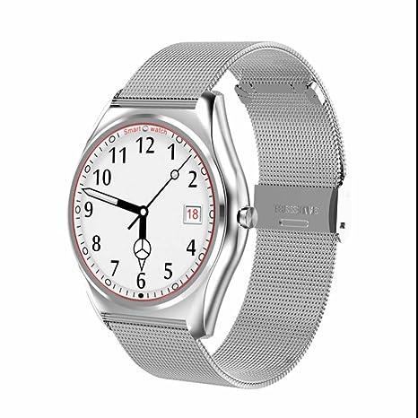 Smartwatch Relojes Deportivo Relojes Inteligentes,Fitness Tracker,Monitores de Actividad, sedentario Recordatorio,