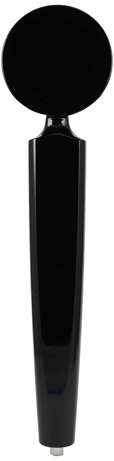 "Beer Tap Handle - 10.9"" Black Wood Keg Tap for Draft, Kegerators, Bars, Homebrewers by Taphandles"