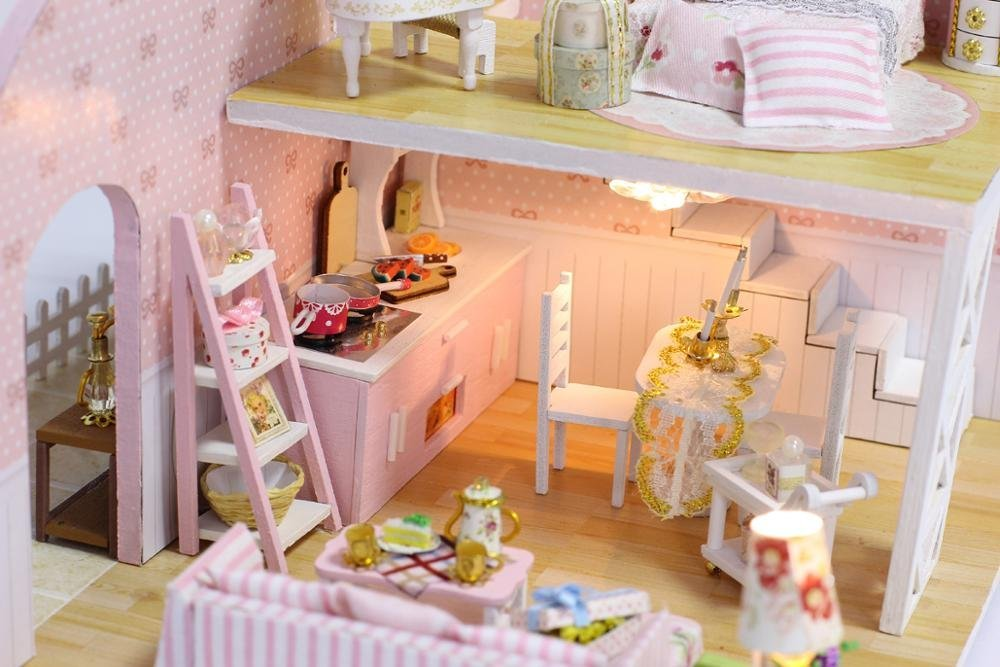 Wondrous Wyd Modern Loft Duplex Apartment Series Dollhouse Miniature Download Free Architecture Designs Viewormadebymaigaardcom