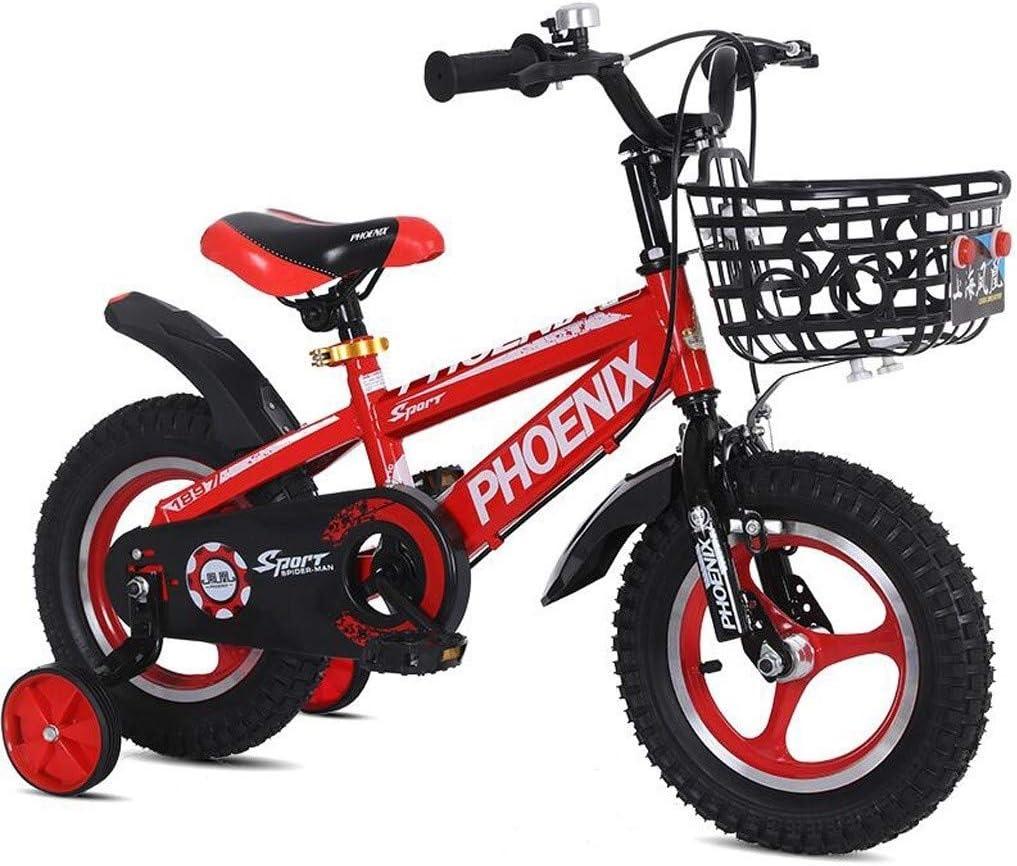 Bicicleta 2-3-5-6-7-8 años Cochecito de bebé niña Bicicleta Vieja Bicicleta niño niño niños Deportes de la Bicicleta de los niños: Amazon.es: Deportes y aire libre