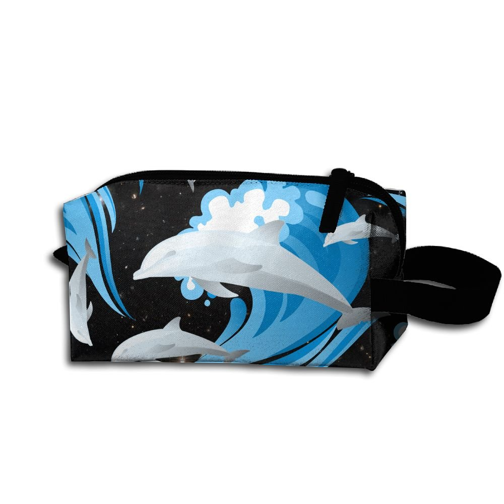 906372423b5e durable modeling WED BAG Dolphins Surfing Lover Womens Fashion ...