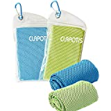 MAIBU 3-Pack Sports Cooling Towel Outdoor Cool...