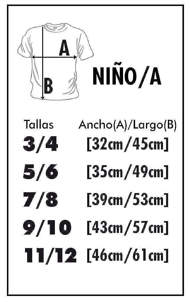Camiseta Serie Manga y Anime Niño - Unisex Naruto: Amazon.es ...