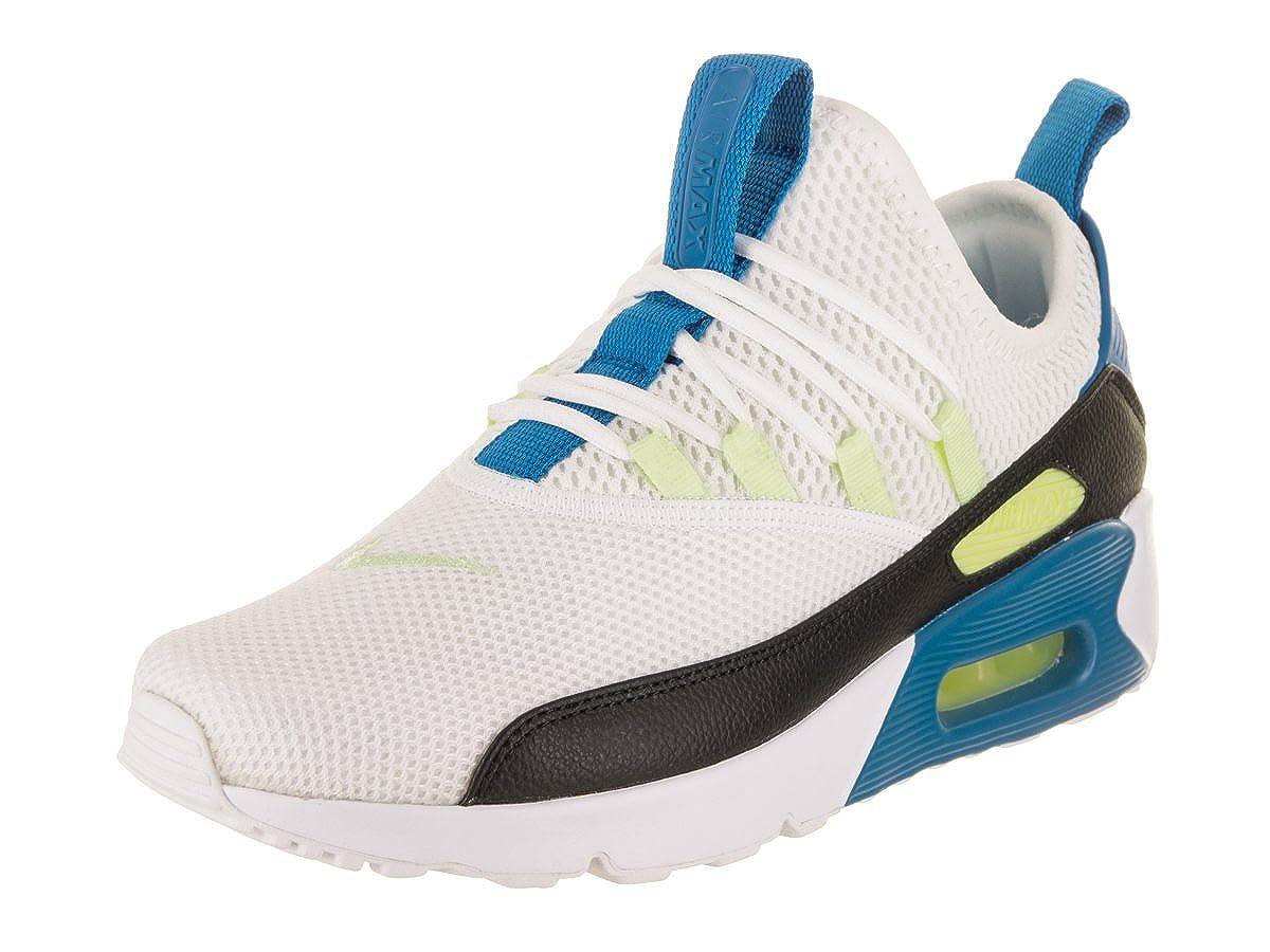 Nike Air Max 90 EZ Running Shoes White Black Red Blue