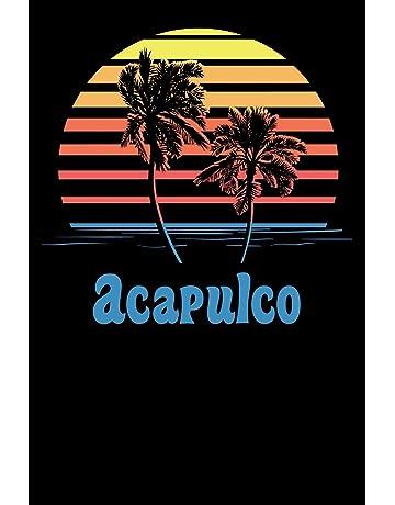 Acapulco  Beach Lover s Journal with Beach Themed Stationary (6 ... 09f917f9574