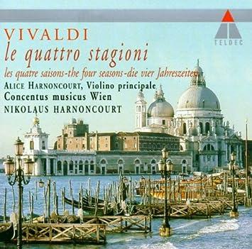 Vivaldi: The Four Seasons / Le Quattro Stagioni